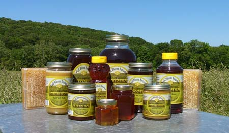 Full Bloom Apiaries Products